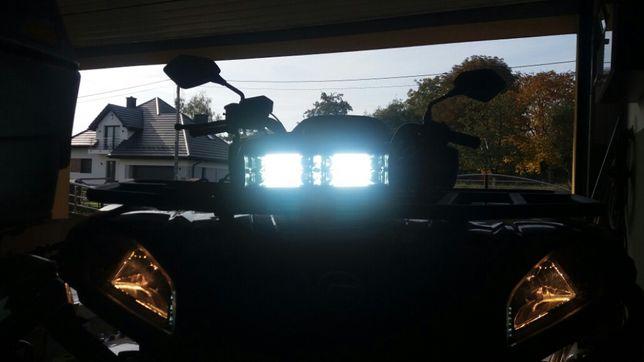 Lampa robocza halogen led 12v . quad.atv.