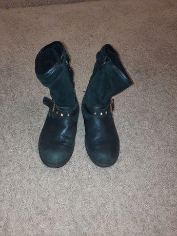 """Ботинки """"ecco"""" зима"""