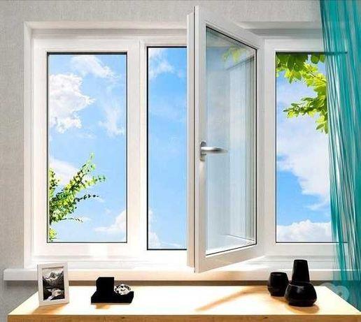 Пластиковые окна, двери, от производителя . Скидки, рассрочка-0%
