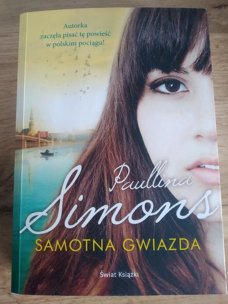 Paulina Simons Samotna gwiazda