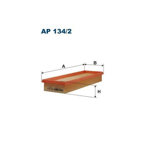 Filtr powietrza filtron AP134/2 renault,opel,nissan nowy