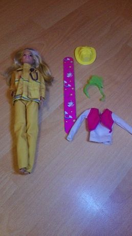 Barbie Strażak