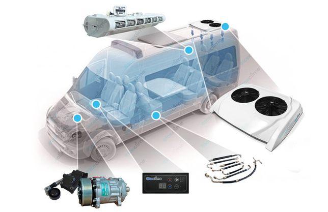 Автокондиционер «Iceclime», сплит-стстема 12 кВт