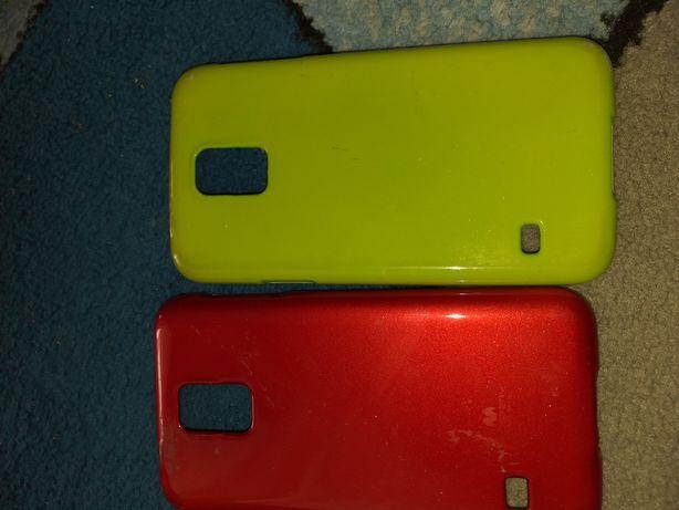 Etui Samsung s5 zielone