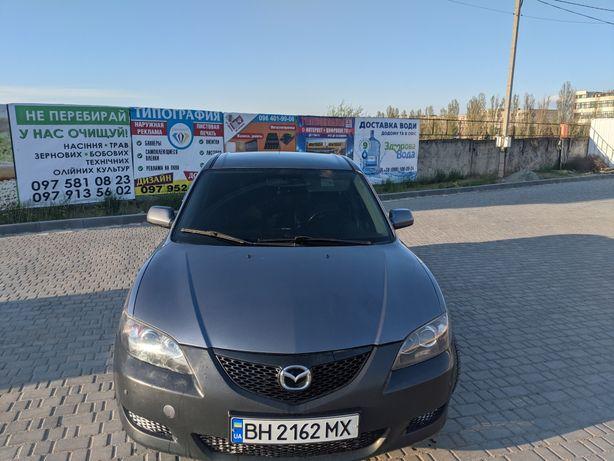 Mazda 3 2.0 круиз