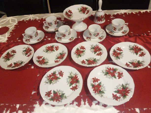 Serwis bożonarodzeniowy Bareuther Waldsassen 6 osób