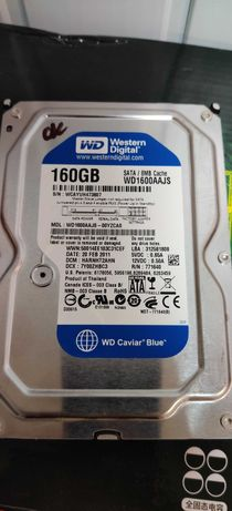 HDD western digital 160gb
