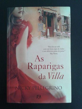 Livros - As raparigas da Villa