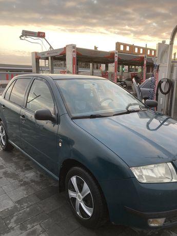 Škoda Fabia 1,4