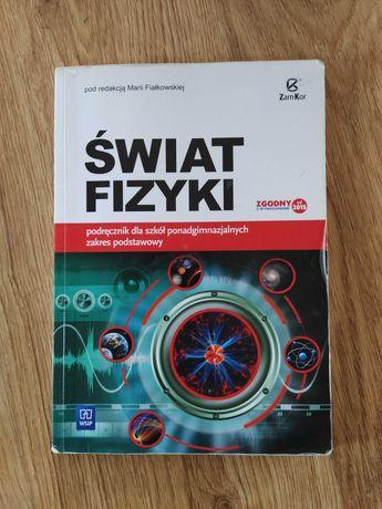 Świat fizyki.. ZamKor.. podręcznik podstawa..