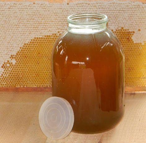 Мёд  разнотравье + подсолнух