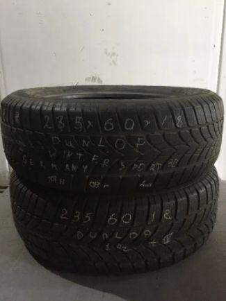 Зимние шины R18 235 60 Dunlop winter sport Germany/225 245 215 / 50 55