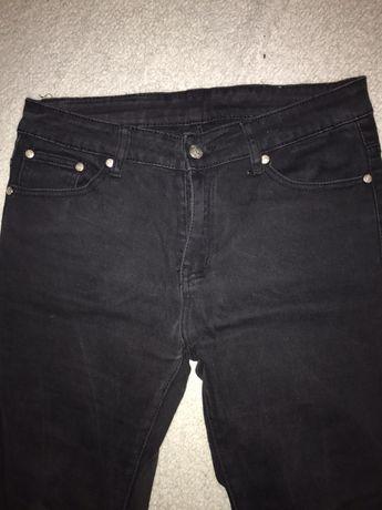 Теплые плотные джинсы стрейчевые 29 30