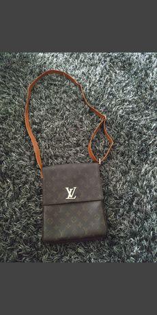 Louis Vuitton listonoszka stan idealny