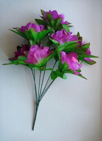 Букет искуственных роз, 42 см. Искуственные цветы