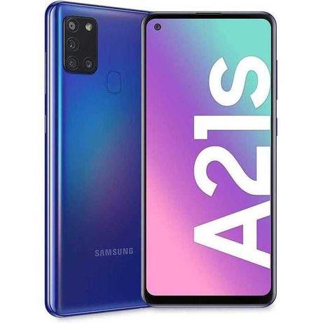 Samsung Galaxy A21s 4Gb Ram 128Gb Rom Octacore. 48Megapixels