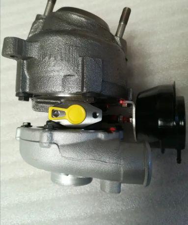 Turbos recondicionados bmw e46 vácuo eléctricos 136cv e 150cv novos