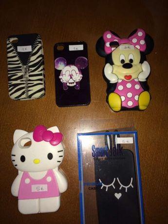 Capas iPhone 4/4S preço de todas