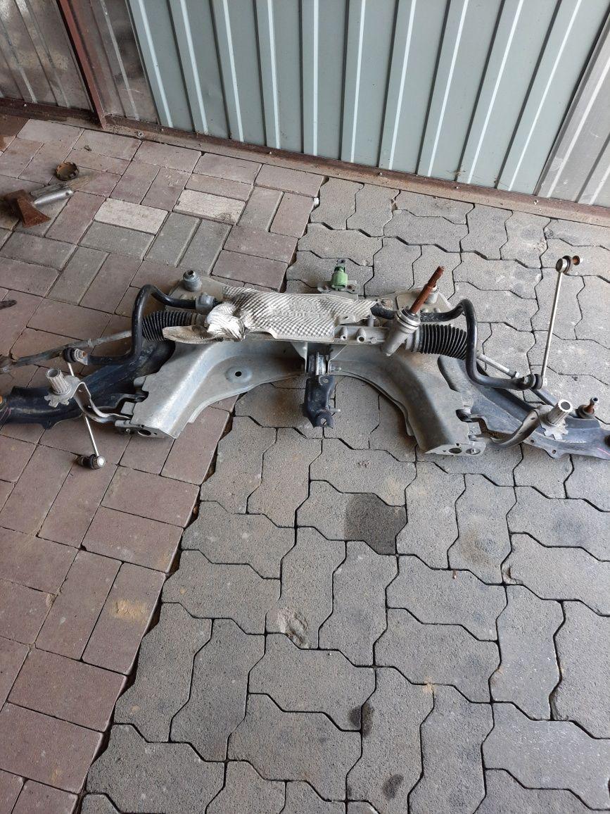 Renault captur wozek wahacz