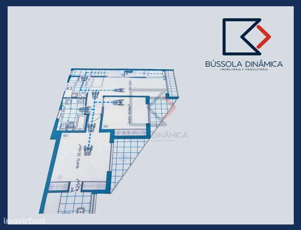 Apartamento T2 em Aradas