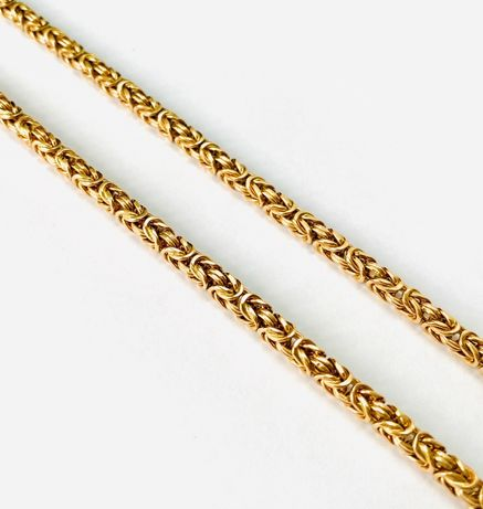 Złoty łańcuszek królewski