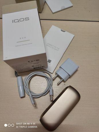 Продам iqos duo в отличном состоянии.