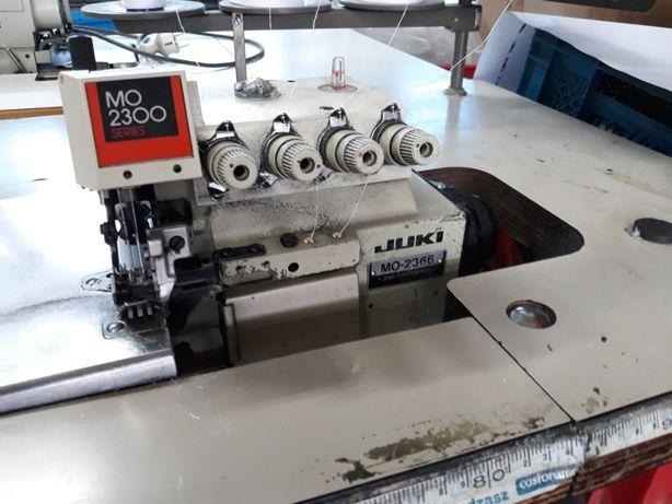 Juki Overlock 5 nitkowy MO-2300 Sprawny, Faktura