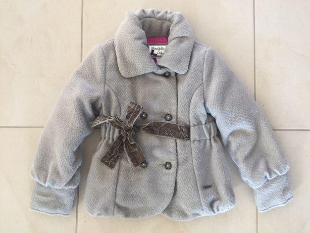 MARIQUITA płaszczyk kurtka bombka na wiosnę 116 cm