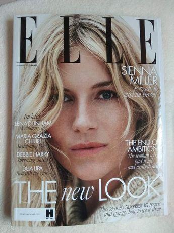 Revista Elle - Sienna Millher