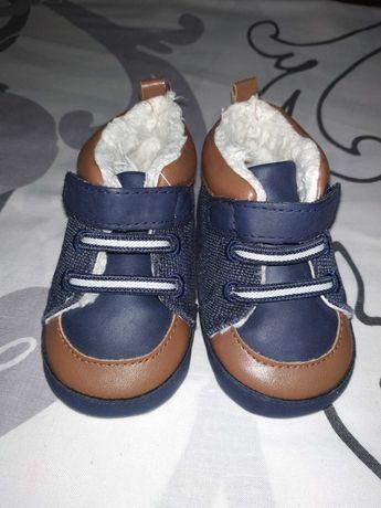 Ботиночки-пинетки 12 см