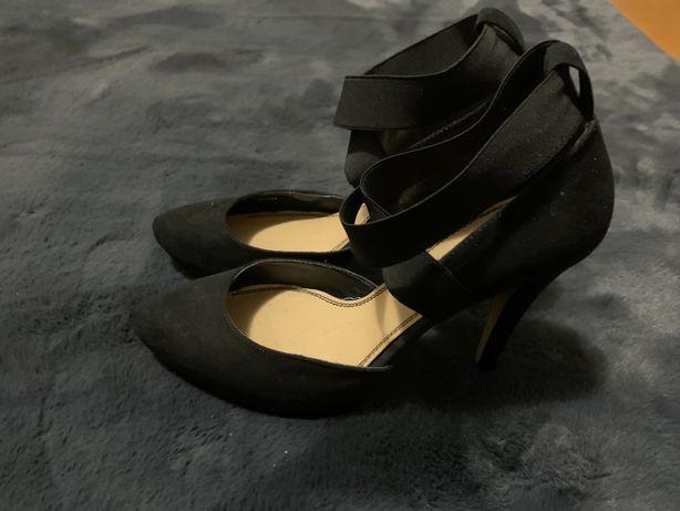 Sapatos MARYPAZ, pretos tamanho 38