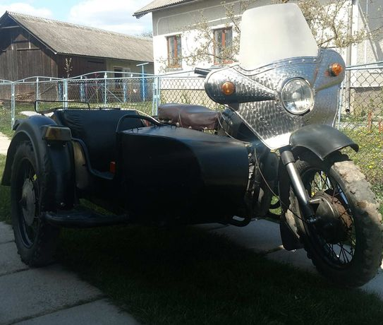 Мотоцикл МТ 11 Дніпро (Мотоцикл МТ Днєпр, Днепр)