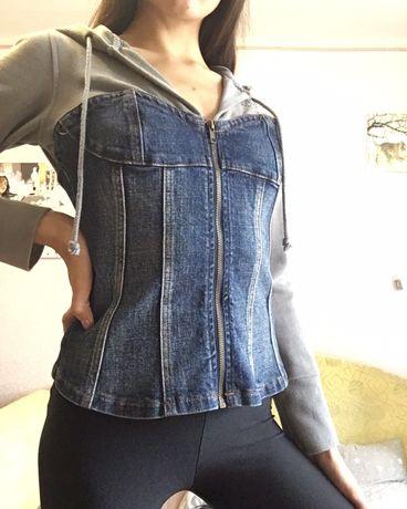 Джинсовая куртка , джинсовка