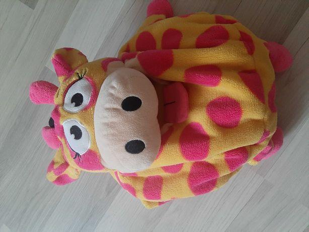 Tummy Stuffers Wild żyrafa pluszowy kosz na zabawki