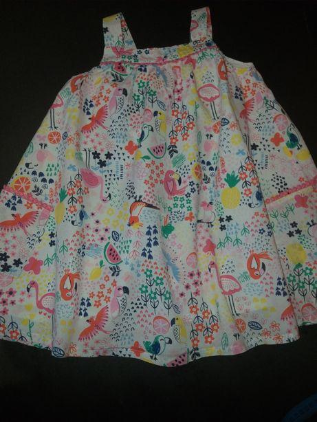 Платье на 3-4года