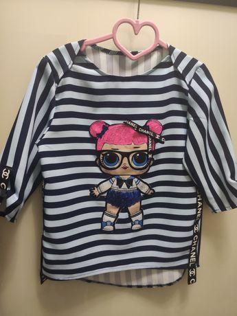 Сорочка, кофта, туніка, на дівчинку