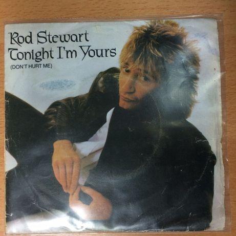 Rod Stewart - single vinil