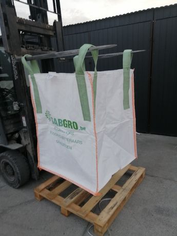 worek typu big bag 90/90/110 cm na wapno ! HURT