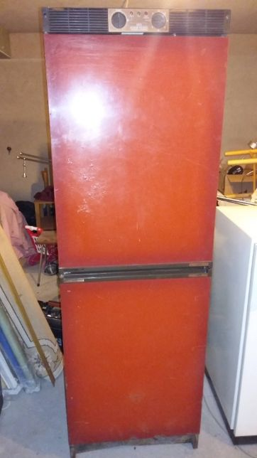 Zamrażarka szufladowa wysoka 200cm.