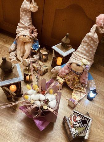 Гномы скандинавские , декор , подарки