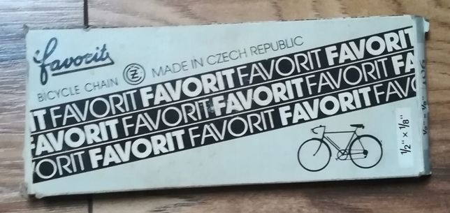 Łańcuch rowerowy favorit