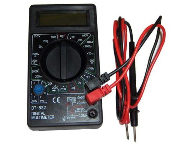 Miernik multimetr DT-830B DT-832D