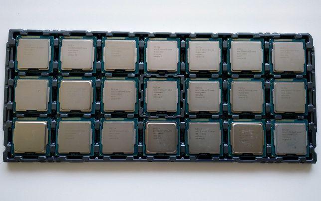 Процессоры Intel/AMD 1156/1155/AM2/AM3 сокет