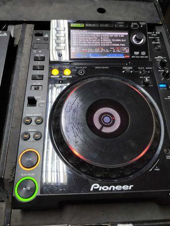 2 x Cdj 2000, Pioneer dj, odtwarzacz