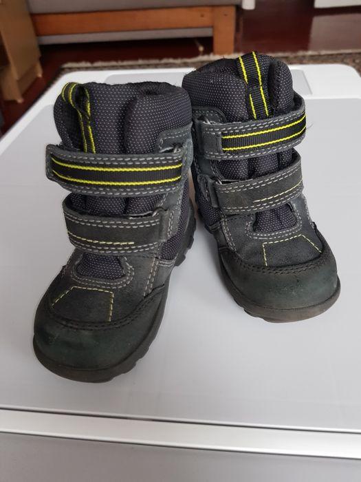 Термо ботинки ECCO GORE-TEX Киев - изображение 1
