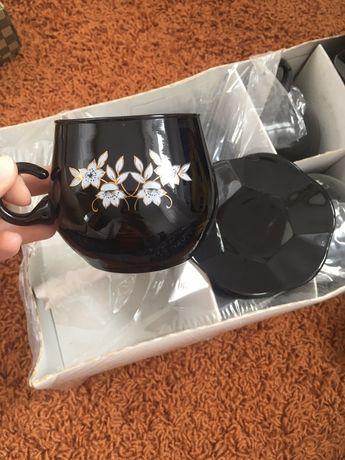 Новий Чайний сервіз набір чашок подарок
