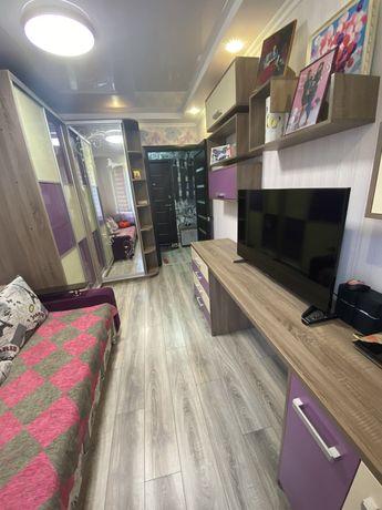 2-х комнатная квартира с евроремонтом в чистом районе