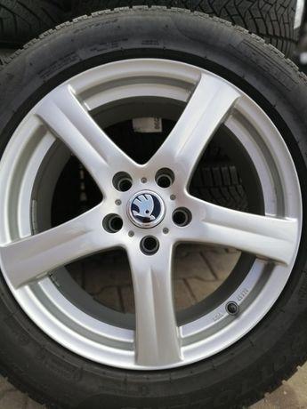 Felgi aluminiowe Skoda 5 x 112 (J 29.3 )