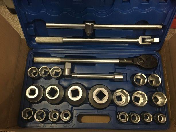 Jogo de chaves de caixa 3/4 até 65mm- 26pçs
