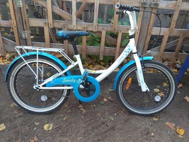 Велосипед детский для девочки Pride Sandy